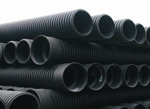 黑色HDPE双壁波